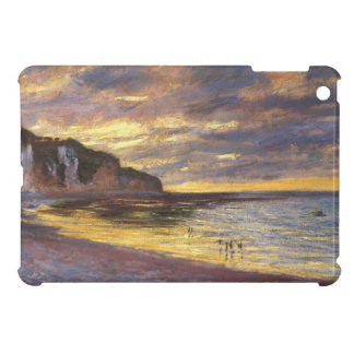 The Ally Point, Low Tide - Claude Monet iPad Mini Case