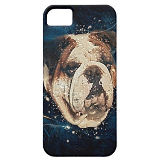 The Almighty Bulldog iPhone 5/5s Case