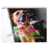 The Almighty Dog's Cutest Animals Calendar! Calendar