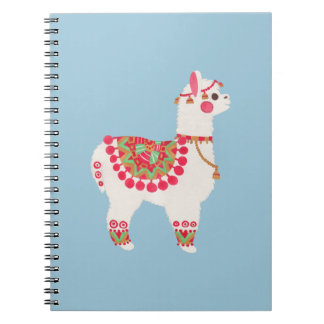 The Alpaca Notebook