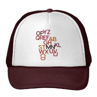 The Alphabet Hat