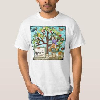 The Alphabet Tree of Fortuna T-Shirt