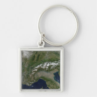 The Alps 2 Keychain