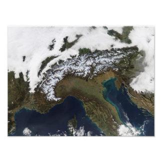 The Alps 2 Photo Print