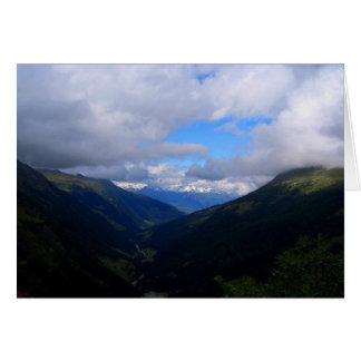 The Alps Card