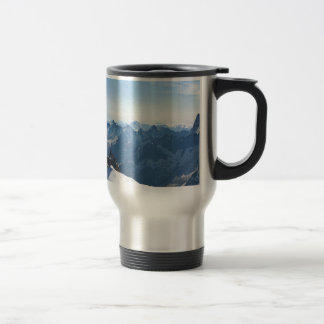 The Alps - magnificent! 15 Oz Stainless Steel Travel Mug