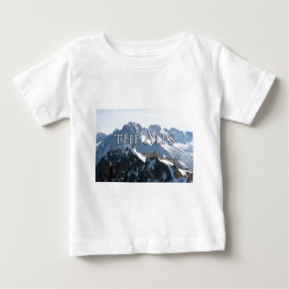 The Alps - Magnificent! Baby T-Shirt