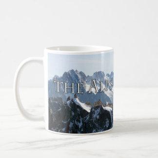 The Alps - Magnificent! Classic White Coffee Mug