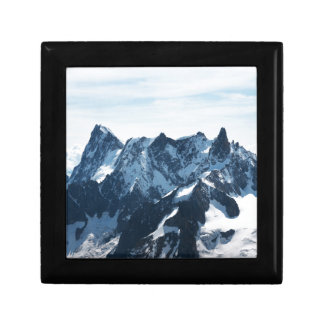 The Alps - magnificent! Keepsake Boxes