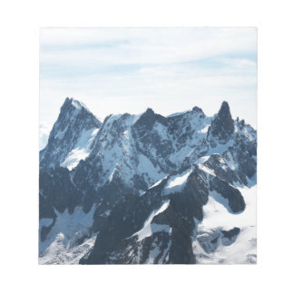 The Alps - magnificent! Memo Note Pads