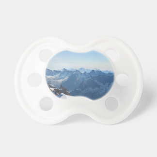 The Alps - magnificent! Pacifier