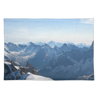 The Alps - magnificent! Place Mat