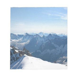 The Alps - magnificent! Scratch Pads