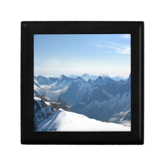 The Alps - magnificent! Trinket Boxes