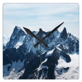 The Alps - magnificent Wallclocks