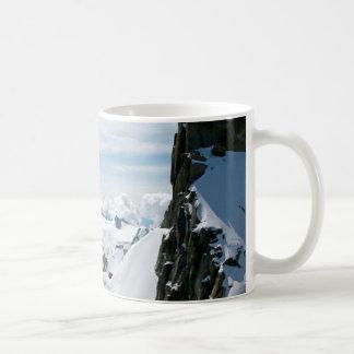 The Alps mountain range - Stunning! Classic White Coffee Mug
