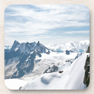 The Alps mountain range - Stunning! Drink Coasters