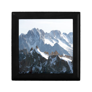 The Alps mountain range - Stunning! Jewelry Boxes