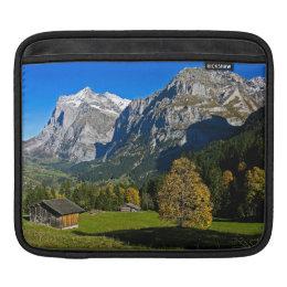 The Alps, Switzerland iPad Sleeve