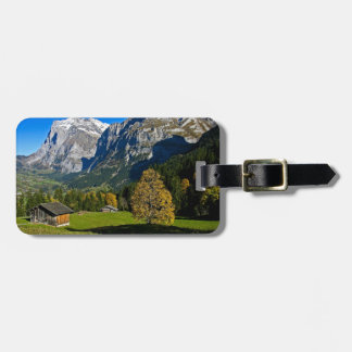 The Alps, Switzerland Luggage Tags