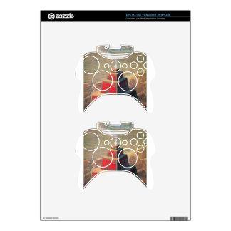 The altar by Mikalojus Ciurlionis Xbox 360 Controller Skin