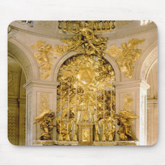 The Altar in the Royal Chapel (photo) Mouse Pad