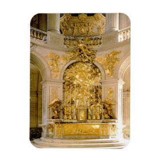 The Altar in the Royal Chapel (photo) Rectangular Photo Magnet