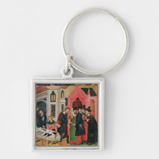 The Altarpiece of SS. Mark and Ania Key Chain