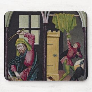 The Altarpiece of St. Nicholas Mouse Pad