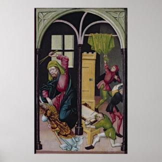 The Altarpiece of St Nicholas Print