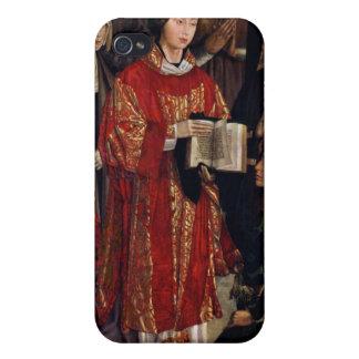 The Altarpiece of St. Vincent iPhone 4/4S Case
