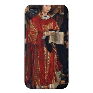 The Altarpiece of St. Vincent iPhone 4 Cover
