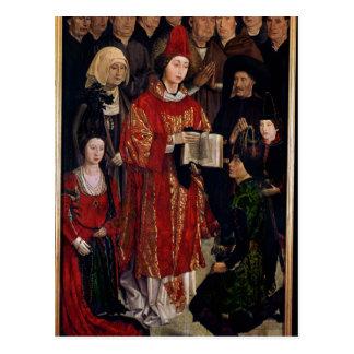 The Altarpiece of St. Vincent Postcard