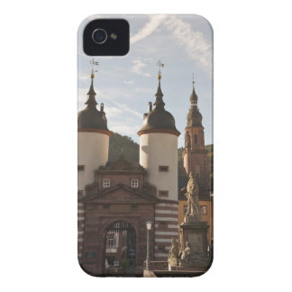 The Alte Brucke in Old Town, Heidelberg, Germany iPhone 4 Case-Mate Case