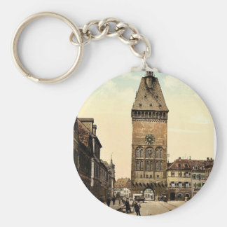 The Altportel, Speyer, the Rhine, Germany rare Pho Keychain