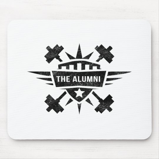 The Alumni Fitness Group Merchandise Mouse Pad