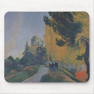 The Alyscamps, Arles, 1888 Mouse Pad