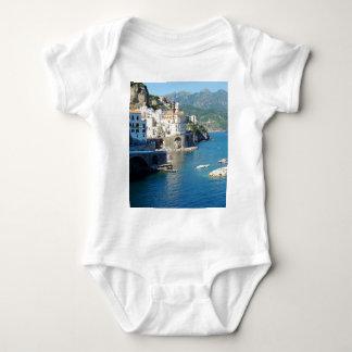 The Amalfi Vista Baby Bodysuit