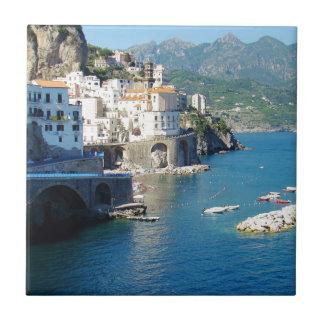The Amalfi Vista Small Square Tile