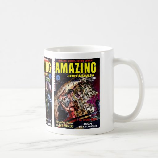 The Amazing Adventures Mug