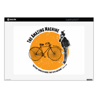 The Amazing Bicycle Decal For Laptop