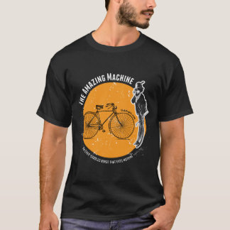 The Amazing Bicycle T-Shirt