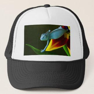 The Amazing Chameleon Trucker Hat