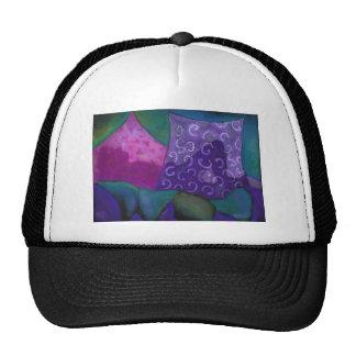The Amazing Hideaway - Purple and Magenta Heaven Hat