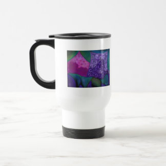 The Amazing Hideaway - Purple and Magenta Heaven Mugs