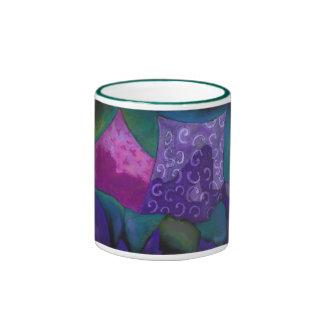 The Amazing Hideaway - Purple and Magenta Heaven Mug