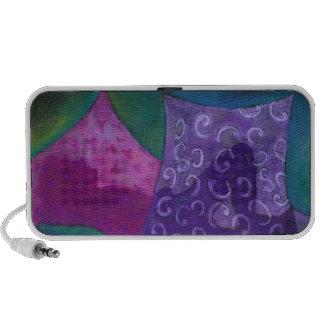 The Amazing Hideaway - Purple and Magenta Heaven Speaker