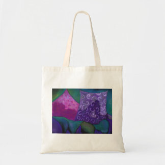 The Amazing Hideaway - Purple and Magenta Heaven Tote Bag