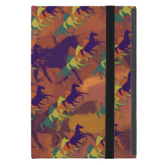the amazing horses cover for iPad mini