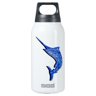 THE AMAZING MARLIN THERMOS WATER BOTTLE